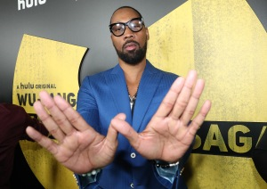 RZA Red Carpet and After Party Pictures from HULU's Wu-Tang: An American Saga