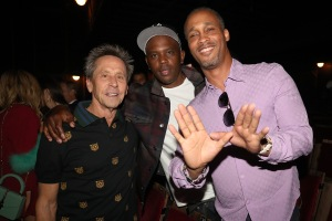 Brian Grazer Power and Divine Red Carpet and After Party Pictures from HULU's Wu-Tang: An American Saga