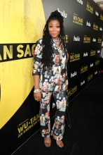 Marci Rodgers Red Carpet and After Party Pictures from HULU's Wu-Tang: An American Saga