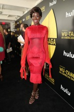 Bozoma Saint John Red Carpet and After Party Pictures from HULU's Wu-Tang: An American Saga