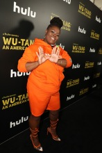 Taniqua Jones Red Carpet and After Party Pictures from HULU's Wu-Tang: An American Saga