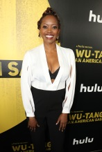 Erika Alexander Red Carpet and After Party Pictures from HULU's Wu-Tang: An American Saga