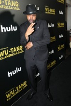 Mathematics Red Carpet and After Party Pictures from HULU's Wu-Tang: An American Saga
