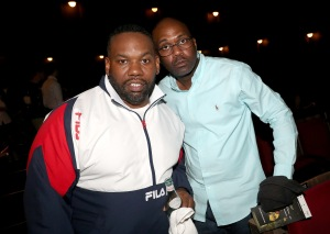 Raekwon Masta Killah Red Carpet and After Party Pictures from HULU's Wu-Tang: An American Saga