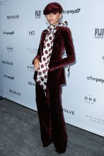Zendaya at the Daily Row 7th Annual Fashion Media Awards held the Rainbow Room
