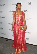Indya Moore the Daily Row 7th Annual Fashion Media Awards held the Rainbow Room