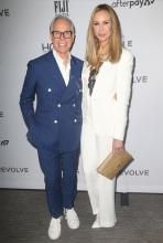 Tommy and Dee Hilfiger The Daily Row 7th Annual Fashion Media Awards held the Rainbow Room