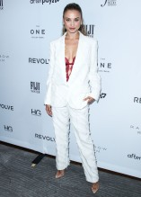 Rose Bertram at The Daily Row 7th Annual Fashion Media Awards held the Rainbow Room