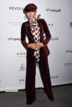 Zendaya Coleman at The Daily Row 7th Annual Fashion Media Awards held the Rainbow Room