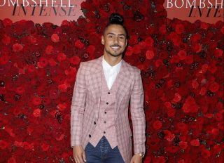 NYFW Victoria's Secret Bombshell Intense Launch Party
