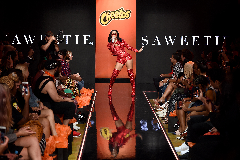 Cheetos House of Flamin' Haute