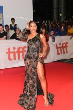 Keke Palmer at TIFF premiere of Hustlers