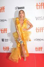 Jennifer Lopez TIFF premiere of Hustlers