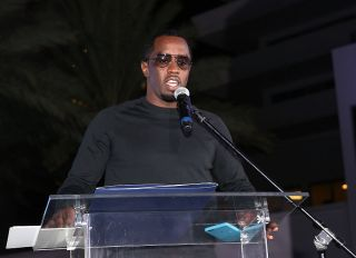 Sean Diddy Combs And DJ Khaled Kick-Off Revolt Music Conference