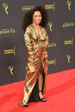 Angela Bassett at the 2019 Creative Arts Emmy Awards