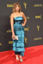 Amber Stevens West at the 2019 Creative Arts Emmy Awards