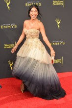Nicole Scherzinger at the 2019 Creative Arts Emmy Awards