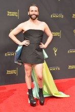 Jonathan Van Ness 2019 Creative Arts Emmy Awards
