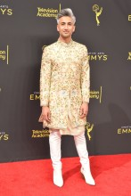 Tan France 2019 Creative Arts Emmy Awards