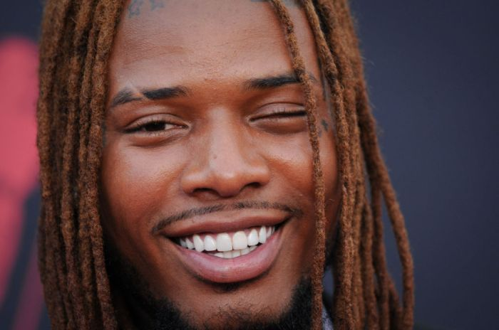 Fetty Wap (Willie Maxwell II) attends the 2019 MTV Video...