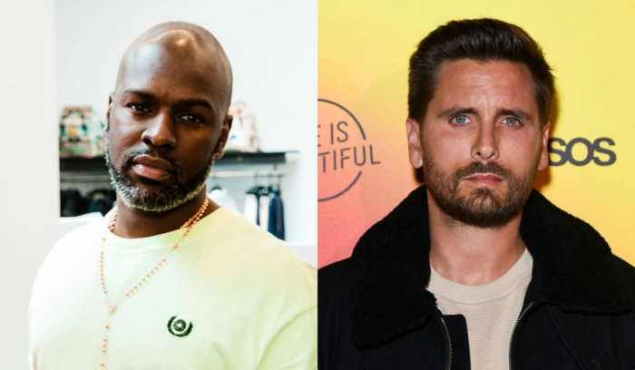 Corey Gamble threatens to Spank Scott Disick's daughter