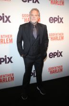 Vincent D'Onofrio at the Godfather Of Harlem Screening at the Apollo