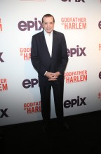 Chazz Palminteri at the Godfather Of Harlem Screening at the Apollo
