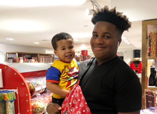 The sons of Rick Ross and Flo Rida celebrate Flo Rida's son's birthday