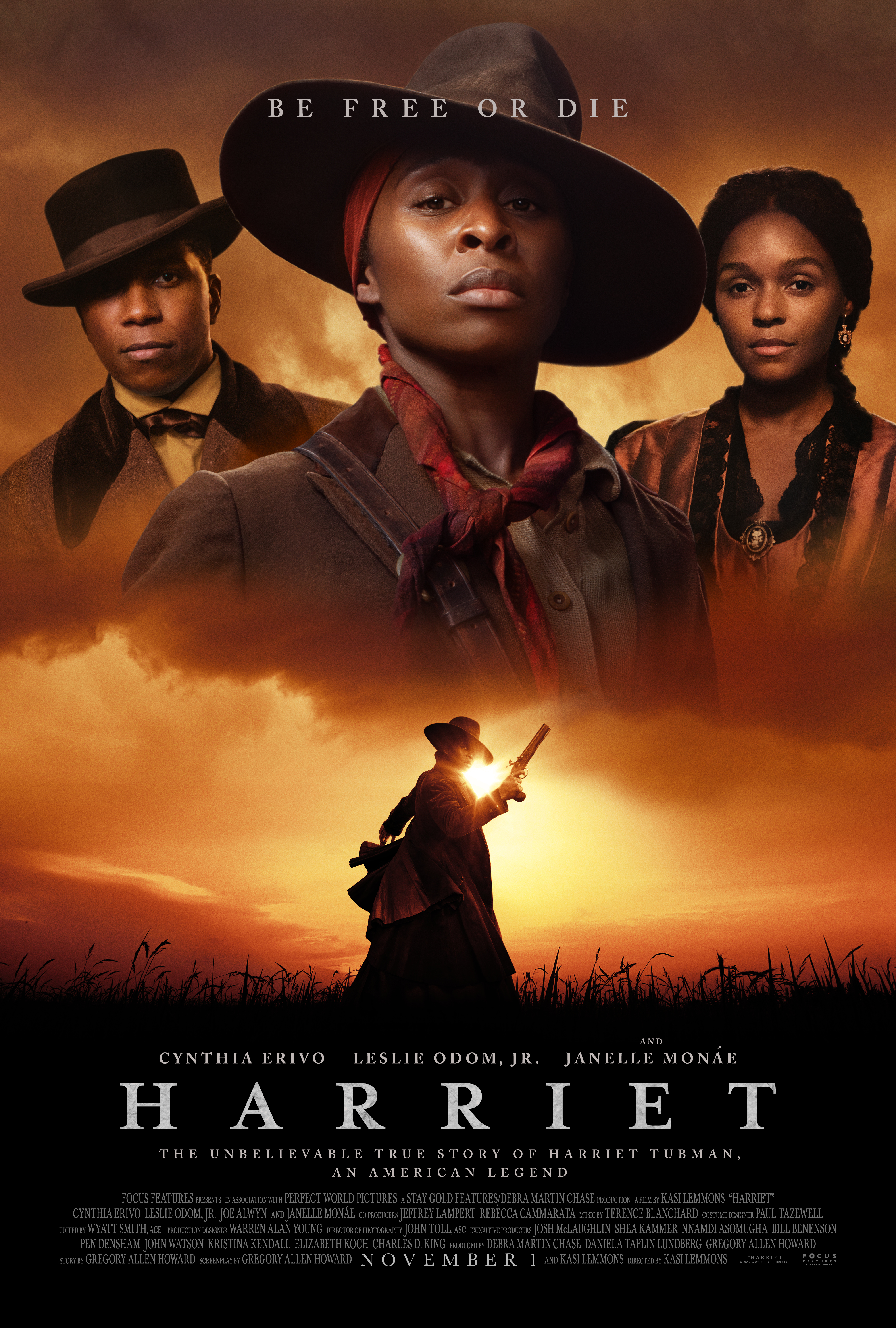 Harriet official movie poster