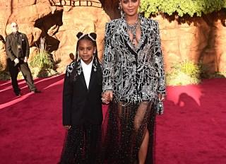 Beyonce & Blu Ivy