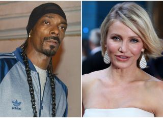 Snoop Dogg and Cameron Diaz