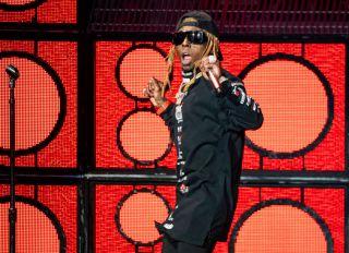 Blink 182 and Lil Wayne In Concert - Clarkston, MI