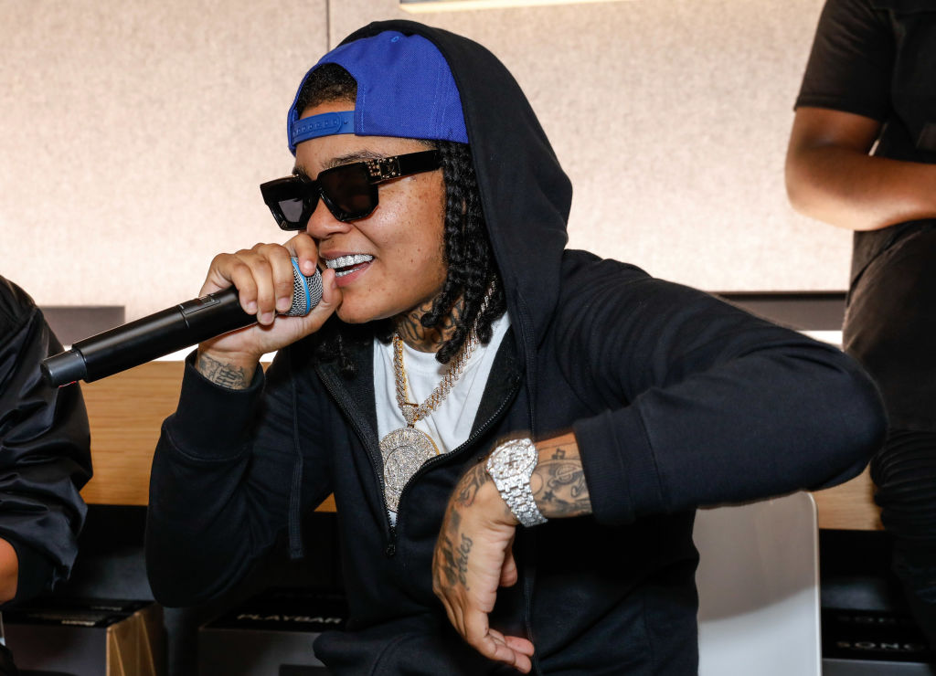 """Young M.A. """"Herstory In The Making"""" Album Release"""