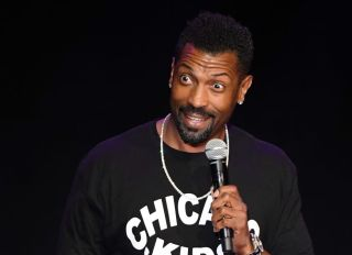 Deon Cole Performs At The Orleans Showroom In Las Vegas