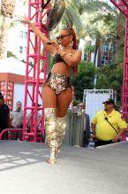 MYA Live Performance at Go Pool - Las Vegas