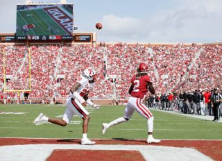 COLLEGE FOOTBALL: SEP 28 Texas Tech at Oklahoma