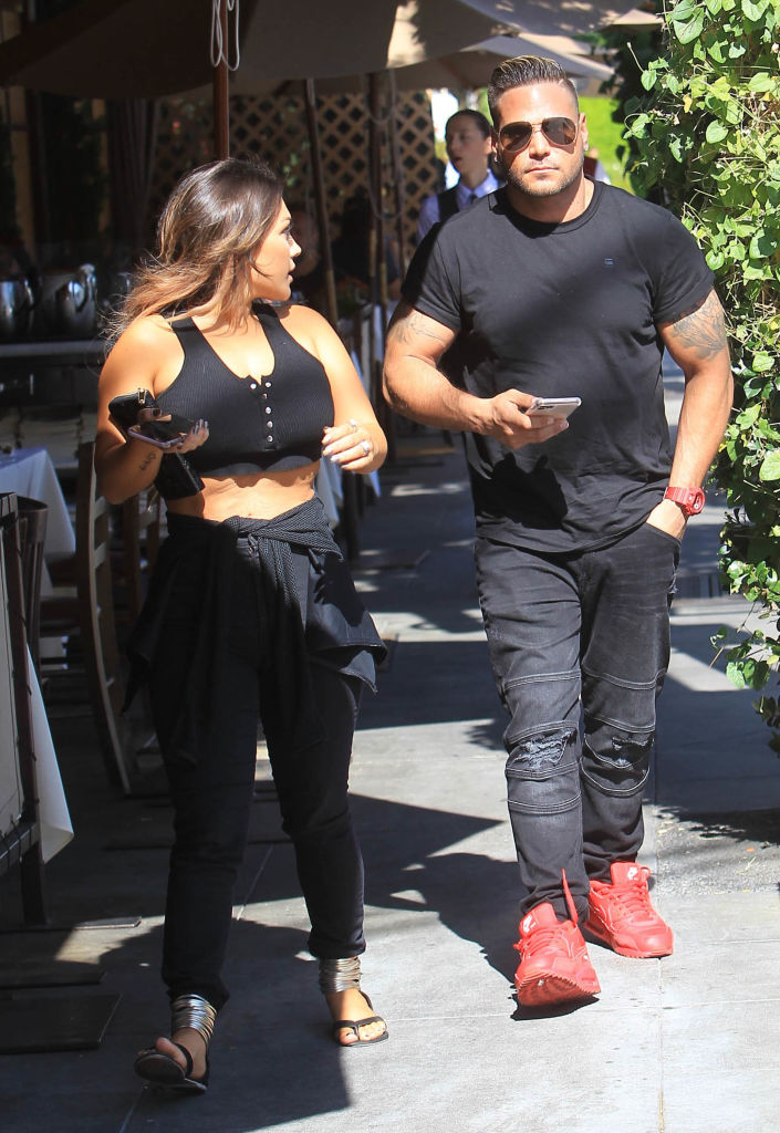 Celebrity Sightings in Los Angeles - October 3, 20199