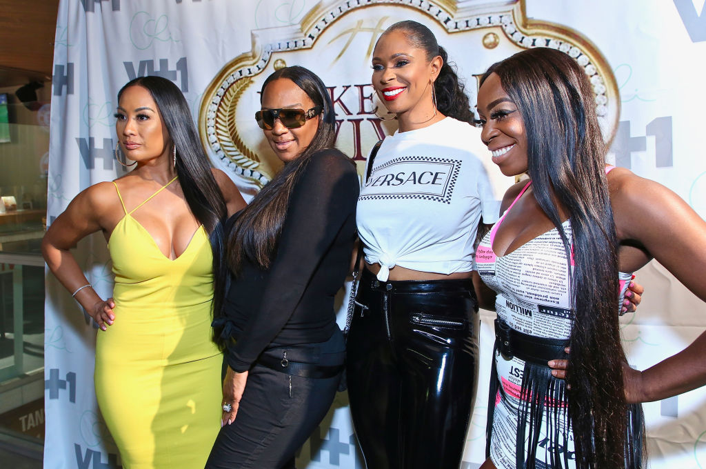 "CeCe Gutierrez, Jackie Christie , Jennifer Williams, Ogum ""OG"" Chijindu"
