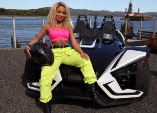 Polaris Slingshot And RZR Host Star-studded Adventure Ride