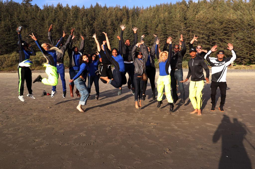 Polaris Slingshot And RZR Host Star-studded Adventure Ride