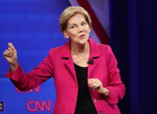 Democratic Presidential Candidates Discuss LGBTQ Issues At Human Rights Campaign Foundation Forum