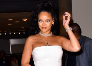 Celebrity Sightings in New York City - October 13, 2019