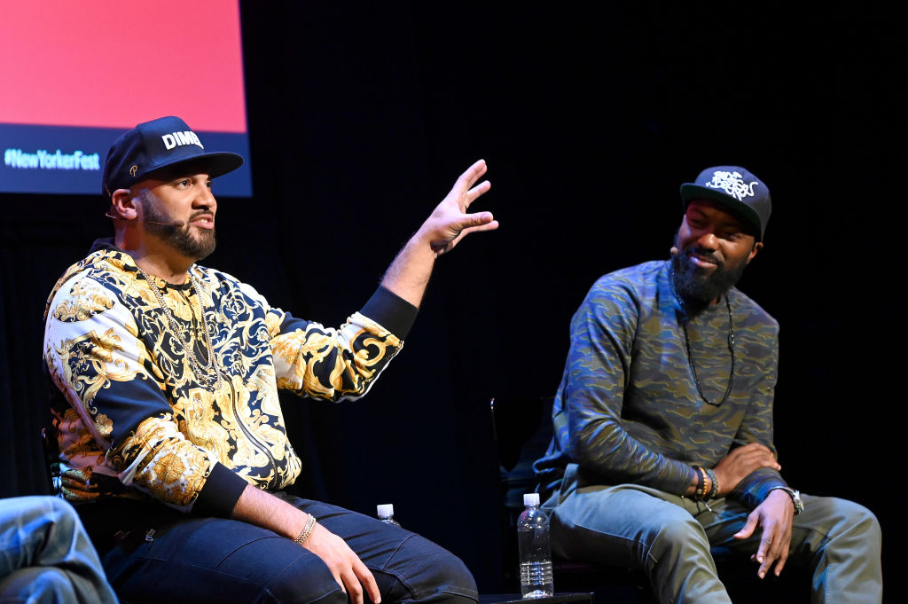 The 2019 New Yorker Festival - Desus And Mero Talk With Troy Patterson