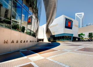 Charlotte North Carolina - Nascar Hall Of Fame