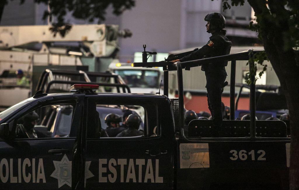 MEXICO-CRIME-UNREST-DRUGS-GUZMAN