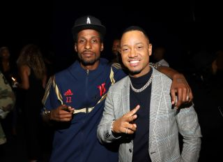 Los Angeles Influencer Special Screening of Sony Pictures' BLACK AND BLUE, Hosted By Terrence J And Director Deon Taylor