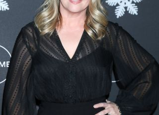 """Melissa Joan Hart at the """"It's A Wonderful Lifetime"""" Holiday Party"""