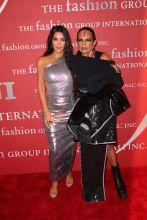 Kim Kardashian West and Michele Lamy attend FGI's Night Of Stars Gala