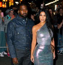 Kim Kardashian West and Kanye West attend FGI's Night Of Stars Gala