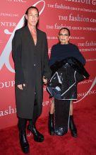 Michele Lamy and Rick Owens attend FGI's Night Of Stars Gala